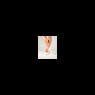 Demi-pointes blanche STELLA